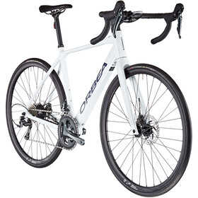 Orbea Gain D40 white/grey